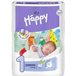 Bella Happy Newborn 42 ks 2-5 kg 42 ks