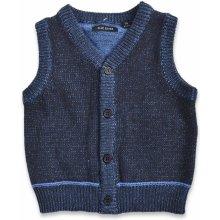 Blue Seven Chapecká vesta modrá