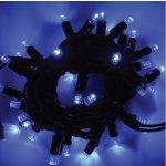 City-Illumination, SR-051051a, Girlanda LED PROFI 5m/35 + 5 flash LED modrých, prodloužitelná, stálesvítící