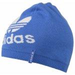 Adidas zimní čepice AC BEANIE LOGO modrá OSFA