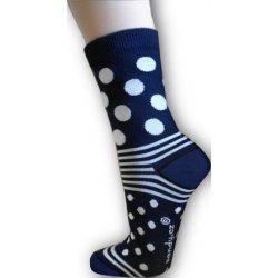 Pondy Puntíkaté ponožky - tmavě modré od 110 Kč - Heureka.cz f69cb6d1a0