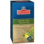 Riston Tropical Mix porcovaný zelený čaj 37,5 g