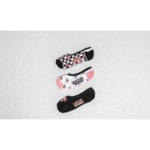 5beb2c22bb0 Vans ponožky Rose Checkerboard Canoodle 3P multi