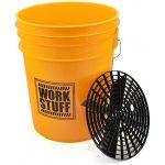 Work Stuff Wash Bucket + Grit Guard detailingový kbelík s vložkou