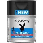 Playboy Fire Brigade pánský balzám po holení 100 ml