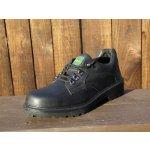 Tuffsafe SAFETY SHOE S3 W/RESIST UPPER BLACK SWB07 SZ.10 TFF9630710H