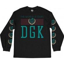 ! DGK Crest Black
