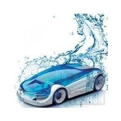 Smart Salt Water Powered Car
