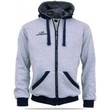 Jadberg Style Hooded Top šedá