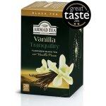Ahmad Tea Černý čaj s příchutí Vanilka 20 x 2 g