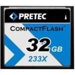 Pretec CompactFlash Cheetah II 32GB PCCF32G