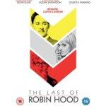 Last of Robin Hood DVD