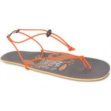 Lizard sandály žabky Roll Up šedá 98029b2bb9