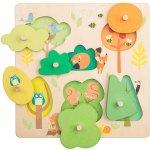 Le Toy Van dřevěné stromové puzzle