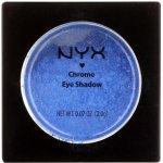 NYX Professional Makeup Chrome oční stíny 34 Bayou 2 g