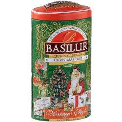Basilur Vintage Christmas Tree Vánoční čaj Zelený s ovocemplech 100 g od  200 Kč - Heureka.cz