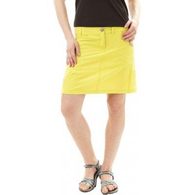 Nordblanc outdoorová sukně NBSLS4257 JSZ Sabel žlutá