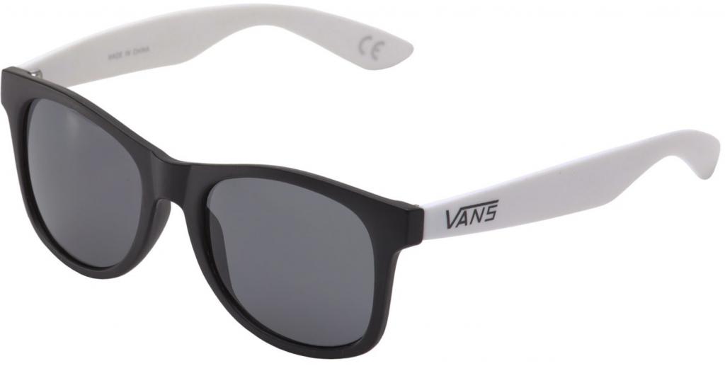 5c71c6ce7 Vans Spicoli 4 Shades Black/White