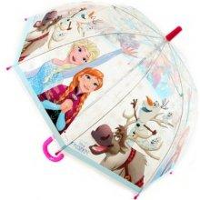 Deštník průhledný Frozen