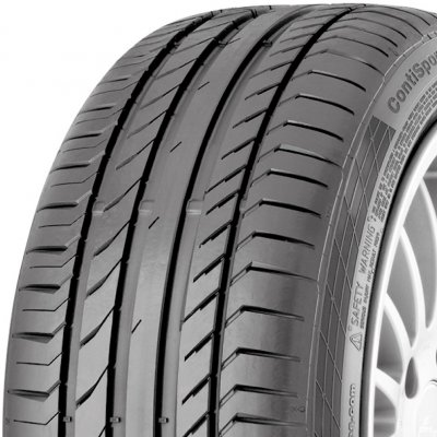 Continental SportContact 5 P 275/35 R21 103Y