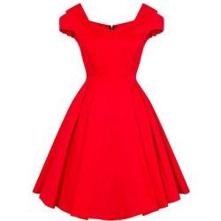 a8043286df90 Lady Vintage dámské retro šaty Bardot červená alternativy - Heureka.cz