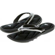 Adidas Sleekwana QFF W černá/bílá/stříbrná