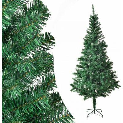Goleto Umělý vánoční stromek 180 cm zelený