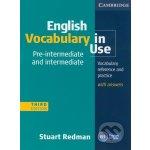 English Vocabulary in Use - Pre-intermediate and intermediate Third Edition - Stuart Redman