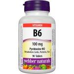 Webber Naturals Vitamin B6 90 tablet