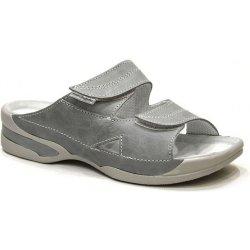ad66339d67df Dámská obuv Medistyle Zdravotní pantofle Lucy   šedá