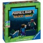 Recenze Ravensburger Minecraft