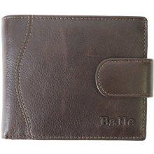 Balle New peněženka 7091 hovězina tmavě hnědá