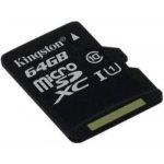 Kingston microSDHC 64GB SDCAC/64GBSP