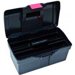 7470015c74702 MAGG PROFI Plastový kufr na nářadí; 514x280x260 mm, s 1 přihrádkou a 2  zásobníky od 439 Kč - Heureka.cz