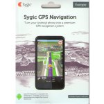 Sygic Mobile Maps, Evropa