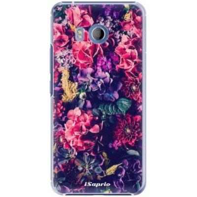 Pouzdro iSaprio Flowers 10 - HTC U11