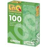 LaQ Free Style 100 Zelená