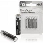 Baterie HQ Standard Power AAA 4ks