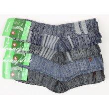 23923b1f7d7 Pesail pánské zdravotní termo ponožky melír 2 páry