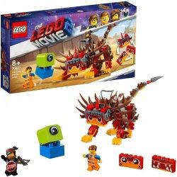 7f6e2174d Lego Movie 70827 Ultrakatty a válečnice Lucy!