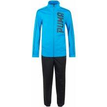 PUMA Active Poly Suit Jr. modrá černá