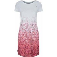 f5c1cd58ce87 Loap dámské sportovní šaty Assi růžová bílá