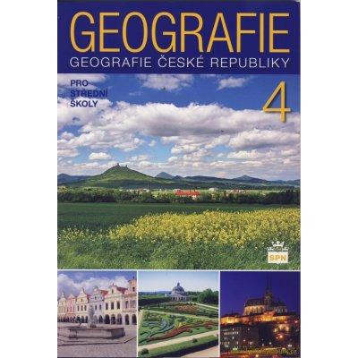 Geografie pro SŠ 4 3v - Jiří Kastner