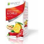 Megafyt Ovocný Zázvor s citrónem a chilli 20 x 2 g