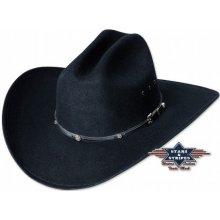 39ad024a9fe Stars and Stripes Westernový klobouk San Antonio