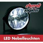 Devil Eyes denní svícení LED-mlhovka