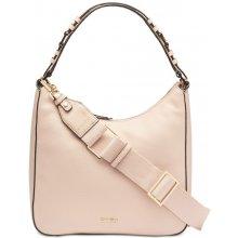 Calvin Klein kožená kabelka Hester hobo buff gold 2c797d0fac2