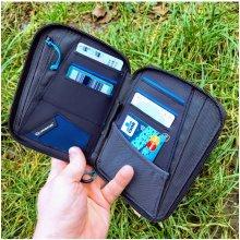 Lifeventure RFiD Mini Document Wallet