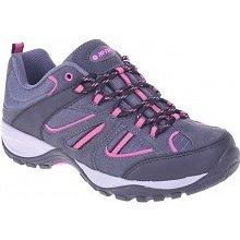 HI-TEC Sarapo Low Wo´s trekové boty sportovní obuv semiš ab6b57749c