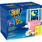 Biolit Kids Elektrický odpařovač proti komárům 35 ml